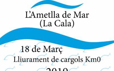 ENTREGA DE PLAQUES SLOW FOOD –KM0 2019 18 de març a l'Ametlla de Mar