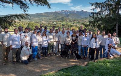 Fotografies acte de Lliurament de reconeixements Slow Food Km0 a la Seu d'Urgell- octubre 2021